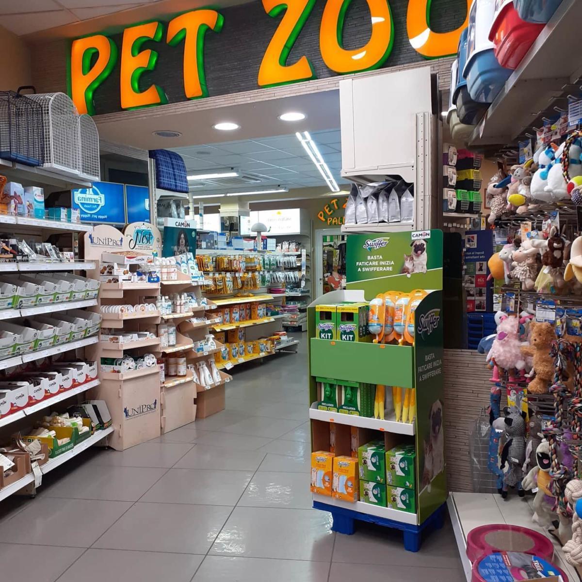 il negozio Petzoo roma